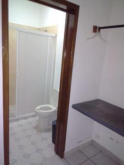 谷耶拉阳台酒店 - Crucecita - 浴室