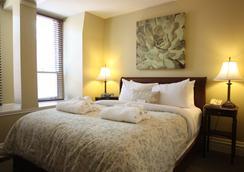 哈里伯顿酒店 - 哈利法克斯 - 睡房