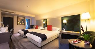 伦敦肯辛顿皇冠假日酒店 - 伦敦 - 睡房