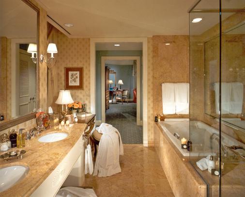 赫米蒂奇酒店 - 纳什维尔 - 浴室