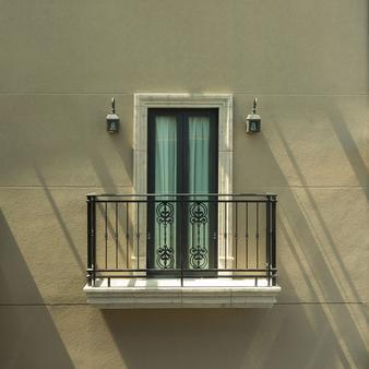 历史中心酒店 - 墨西哥城 - 阳台