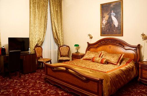 卡莫尔赫斯基酒店 - 莫斯科 - 睡房