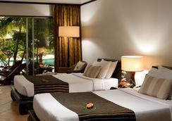 奥南别墅度假酒店 - 甲米 - 睡房