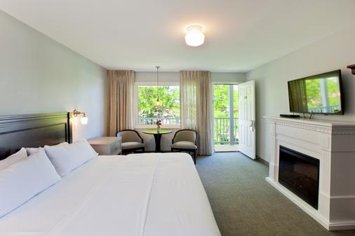 斯格拉斯水疗酒店 - 普罗温斯敦 - 睡房