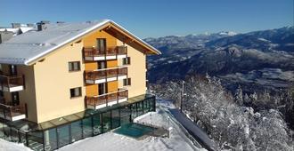 邦多纳山脉酒店 - 特伦托 - 建筑