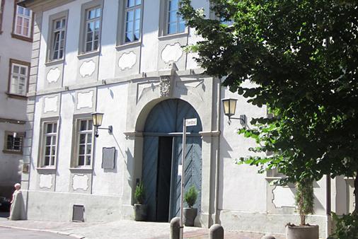 帕莱斯施罗腾贝克酒店 - 班贝格 - 建筑