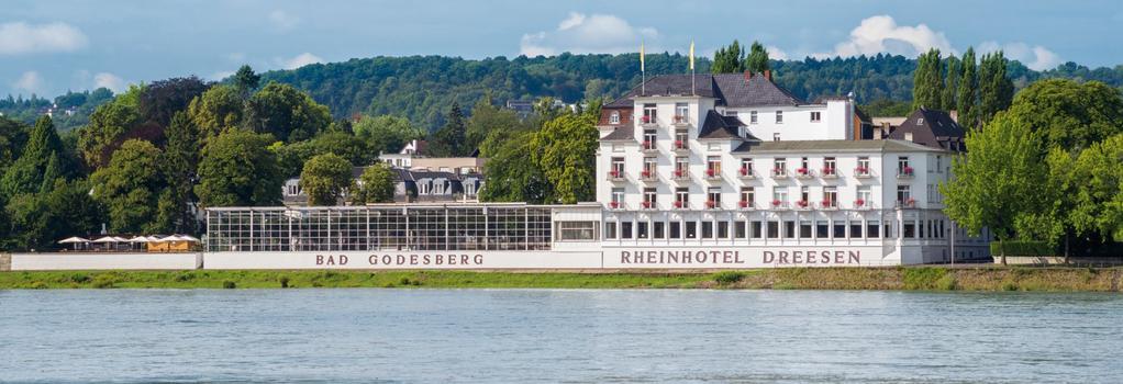 德雷森莱茵酒店 - 波恩(波昂) - 建筑