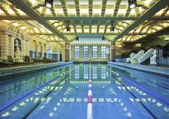 芝加哥洲际酒店 - 芝加哥 - 游泳池