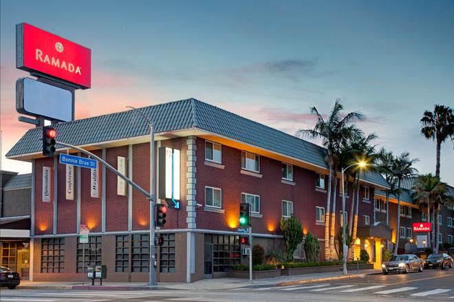 洛杉矶市中心西华美达酒店 - 洛杉矶 - 建筑