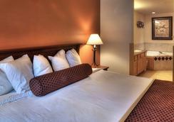 大木旅馆 - 布雷肯里奇 - 睡房