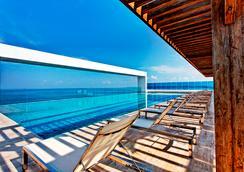 Hotel Las Americas Torre del Mar - Cartagena - 游泳池