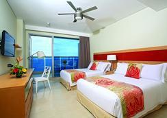 Hotel Las Americas Torre del Mar - Cartagena - 睡房