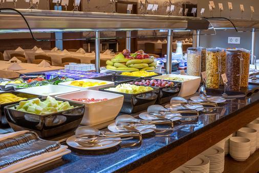 萨尔伽都斯宫殿酒店 - 阿尔布费拉 - 自助餐