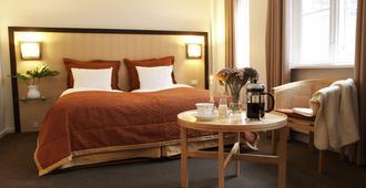 奥斯库特公寓式酒店 - 哥本哈根 - 睡房