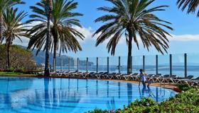 Lti佩斯塔纳大洋度假酒店 - 丰沙尔 - 游泳池