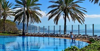 Lti 佩斯塔纳大洋度假酒店 - 丰沙尔 - 游泳池