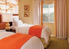 万豪帝国棕榈别墅酒店 - 奥兰多 - 睡房