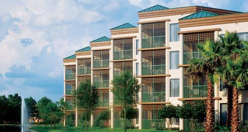 万豪帝国棕榈别墅酒店 - 奥兰多 - 建筑