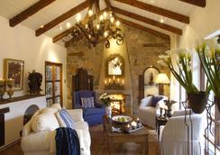 卡萨恩坎塔达酒店 - Antigua - 大厅