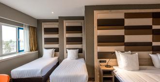 贝斯特韦斯特蓝塔酒店 - 阿姆斯特丹 - 睡房