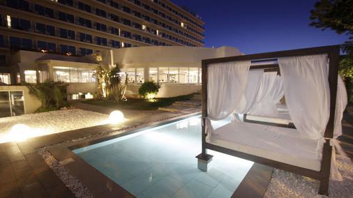 哈瓦酒店 - 马略卡岛帕尔马 - 游泳池