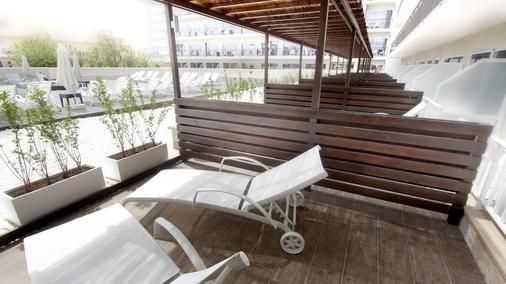 哈瓦酒店 - 马略卡岛帕尔马 - 露台