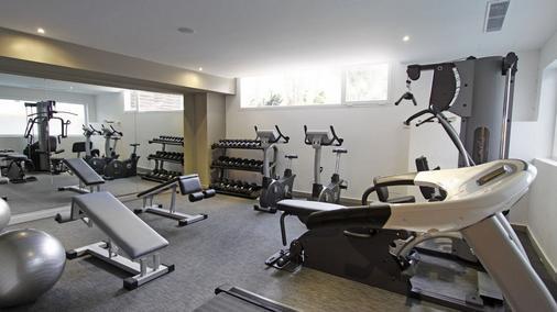 哈瓦酒店 - 马略卡岛帕尔马 - 健身房