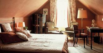 斯瓦妮戴伊酒店 - 布鲁日 - 睡房