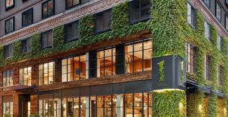 中央公园一号酒店 - 纽约 - 建筑