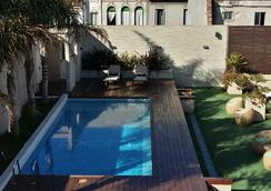 Don Boutique Hotel Montevideo - 蒙得维的亚 - 游泳池