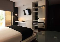 Don Boutique Hotel Montevideo - 蒙得维的亚 - 睡房