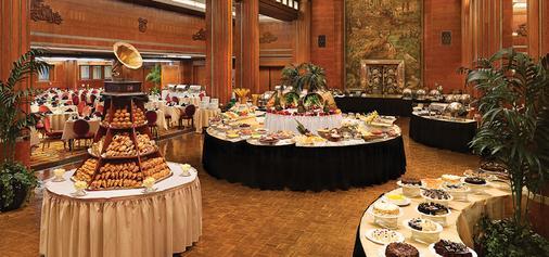 玛丽皇后酒店 - 长滩 - 自助餐