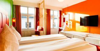 哥本哈根阿奈克斯酒店 - 哥本哈根 - 睡房