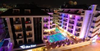 奥巴星辰酒店 - 超级 - 阿拉尼亚 - 建筑
