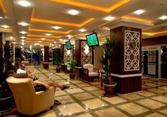 奥巴星辰酒店 - 超级全包 - 阿拉尼亚 - 休息厅