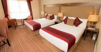 克莱巴恩酒店 - 戈尔韦 - 睡房