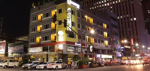 企业酒店 - 马尼拉 - 建筑