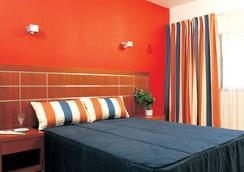 巴拉亚大西洋公寓酒店 - 阿尔布费拉 - 睡房