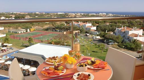 巴拉亚大西洋公寓酒店 - 阿尔布费拉 - 阳台