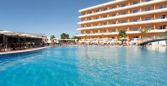 巴拉亚大西洋公寓酒店 - 阿尔布费拉 - 建筑