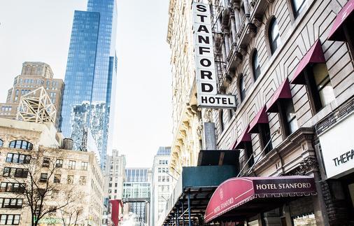 斯坦福酒店 - 纽约 - 建筑