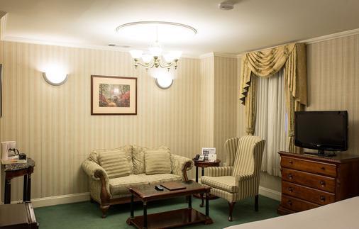 纽约市斯坦福酒店 - 纽约 - 客厅