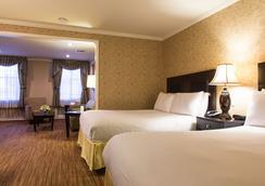 斯坦福酒店 - 纽约 - 睡房