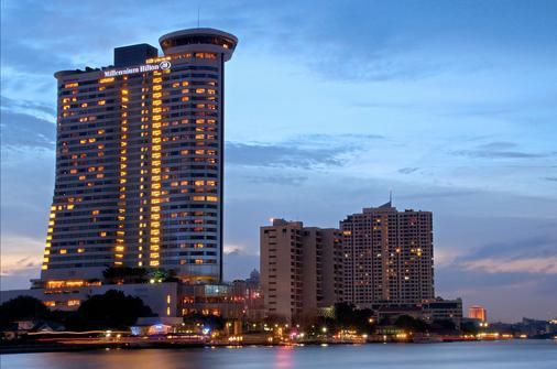 曼谷千禧希尔顿酒店 - 曼谷 - 建筑
