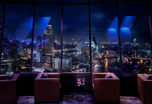 曼谷千禧希尔顿酒店 - 曼谷 - 酒吧