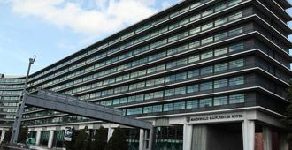 曼切斯特麦克唐纳德spa酒店 - 曼彻斯特 - 建筑