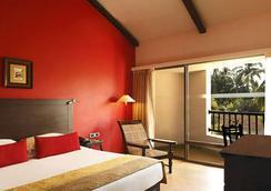 果阿O酒店海滩水疗度假村 - 坎多林 - 睡房