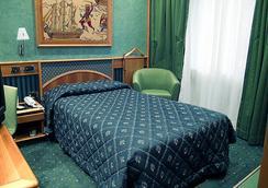 布鲁内列斯基酒店 - 米兰 - 睡房