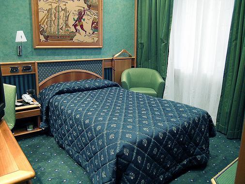 布鲁内莱斯基酒店 - 米兰 - 睡房