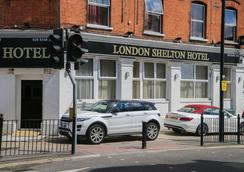 伦敦谢尔顿酒店 - 伦敦 - 户外景观